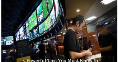 5 Powerful Tips You Must Know to Bet on live Sports for Making Money