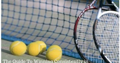 The Guide To Winning Consistently in Online Tennis Betting