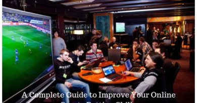 A Complete Guide to Improve Your Online Sports Betting Skills