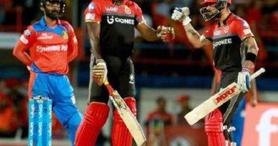 IPL Match 53 – 19th May 2018 – RR vs RCB – Betting Tips & Predictions