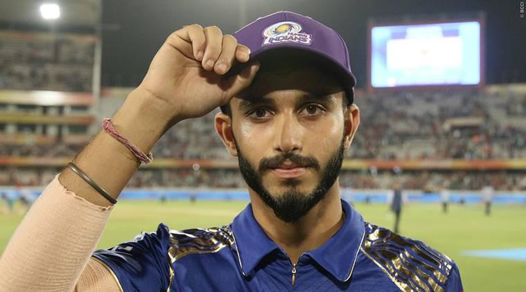 Mayank Markande, the Purple Cap holder