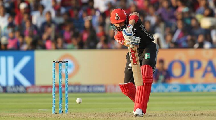 RCB Best Player in IPL 2018
