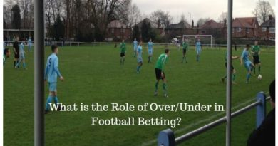 What is the Role of Over/Under in Football Betting?
