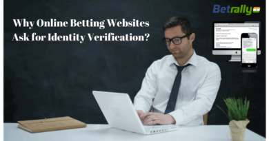 Why Online Betting Websites Ask for Identity Verification