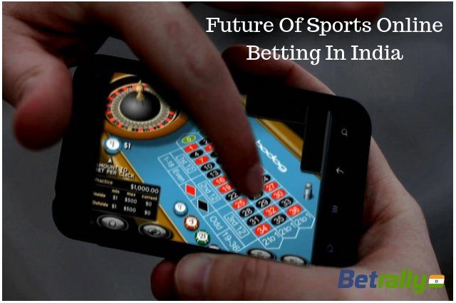 Future Of Sports Online Betting In India