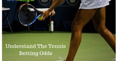 Understand The Tennis Betting Odds