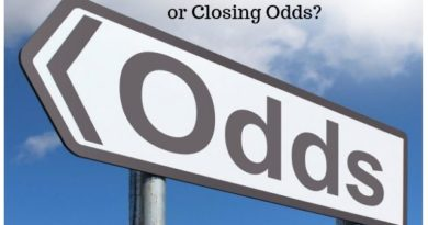 Is Opening Odds More Accurate or Closing Odds?