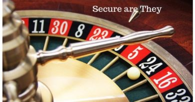 Online Casino Games – How Secure are They