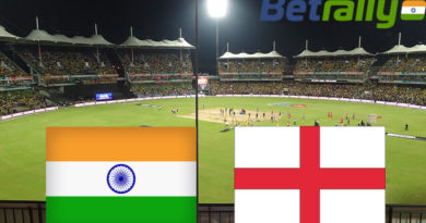 India vs England Cricket Prediction