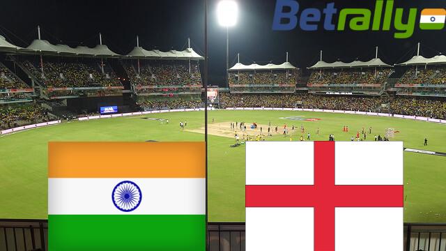 India vs England Cricket Prediction