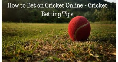 How to Bet on Cricket Online