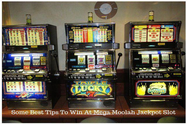 Some Best Tips To Win At Mega Moolah Jackpot Slot