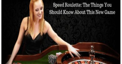 Speed Roulette: The Things You Should Know About This New Game