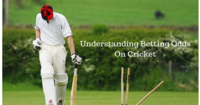 Understanding Betting Odds On Cricket