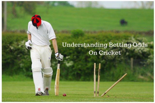 Understanding Betting Odds On Cricket