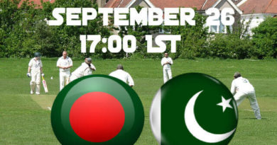 Bangladesh Pakistan Cricket prediction