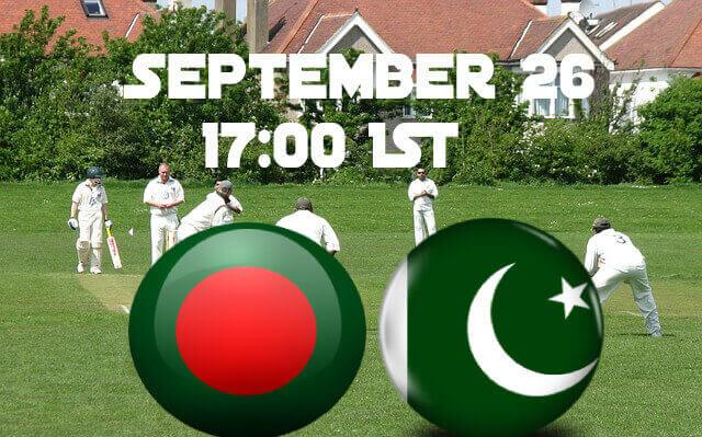 Bangladesh Pakistan Cricket prediction