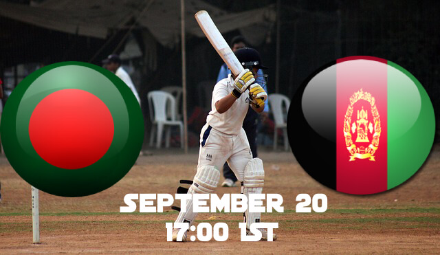 Cricket Prediction Asia Cup - Bangladesh vs Afghanistan