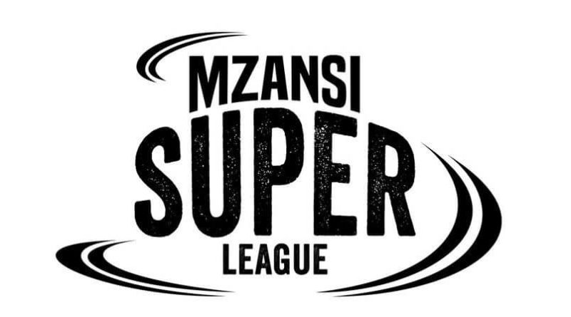 Mzansi Super League schedule