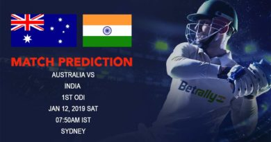Cricket Prediction India tour of Australia – Australia vs India – Exuberant India now set their eyes on ODI series