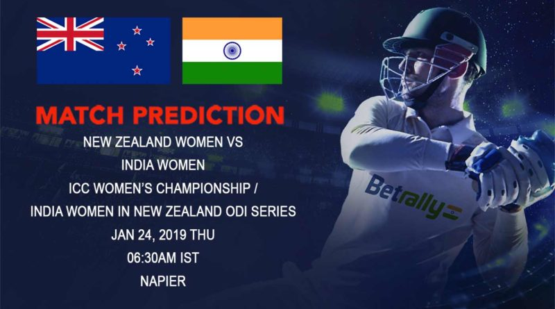 Cricket Prediction ICC Women's Championship – New Zealand women vs India women – India women look to leave the coach controversy behind