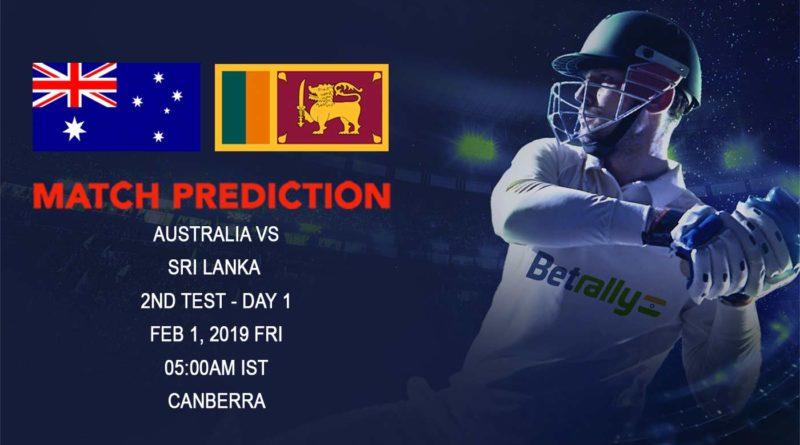 Cricket Prediction Sri Lanka tour of Australia 2018/19 – Australia vs Sri Lanka – Australia look to win their first series since sandpaper fiasco
