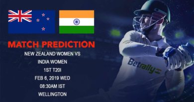 Cricket Prediction India Women tour of New Zealand – New Zealand women vs India women – WT20 Semifinalists India women take on New Zealand in the first T20