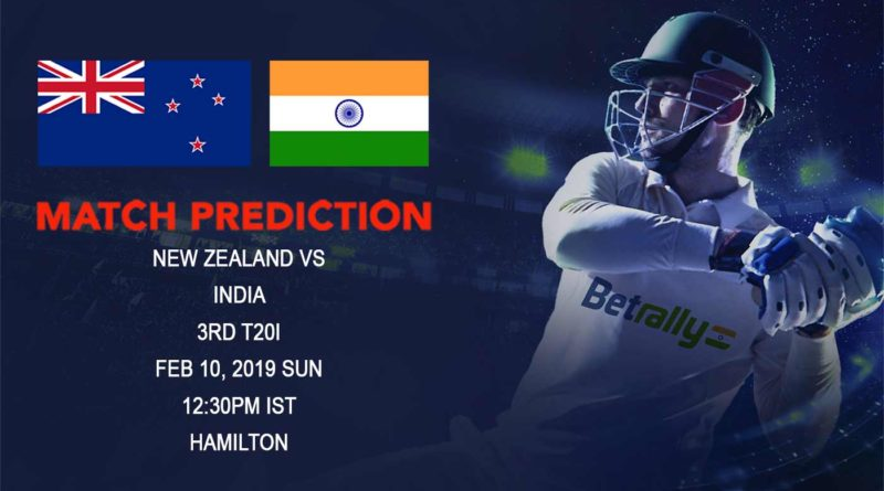 Cricket Prediction India tour of New Zealand – New Zealand vs India – New Zealand and India clash in the exciting series finale