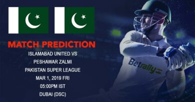 Cricket Prediction Pakistan Super League – Islamabad United vs Peshawar Zalmi – Islamabad United take on Peshawar Zalmi in round two