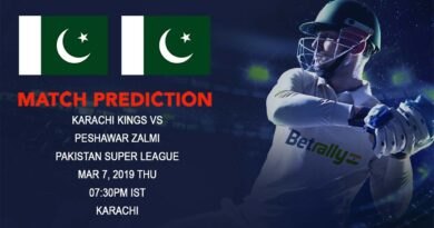 Cricket Prediction Pakistan Super League – Karachi Kings vs Peshawar Zalmi – Back on track Karachi Kings take on Peshawar Zalmi