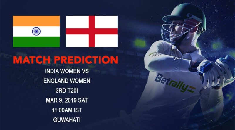 Cricket Prediction England women's tour of India – India women vs England women – India women look to avoid clean sweep against England