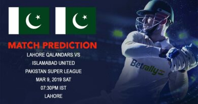 Cricket Prediction Pakistan Super League – Lahore Qalandars vs Islamabad United – Lahore and Islamabad clash in a do or die game