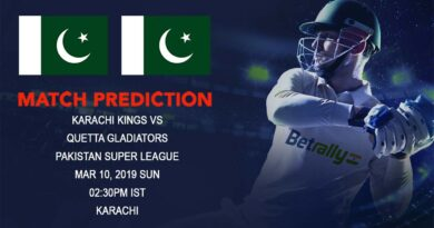 Cricket Prediction Pakistan Super League – Karachi Kings vs Quetta Gladiators – Karachi Kings take on Quetta Gladiators on their home soil