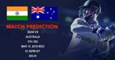 Cricket Prediction Australia tour of India – India vs Australia – Exciting decider in store as India take on Australia in the final ODI