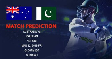 Cricket Prediction Australia tour of United Arab Emirates – Australia vs Pakistan – Rejuvenated Australia look to build on series victory in India
