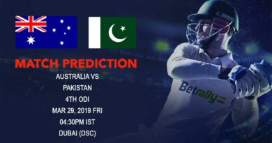 Cricket Prediction Australia tour of United Arab Emirates – Australia vs Pakistan – Desperate Pakistan look to get back to winning ways