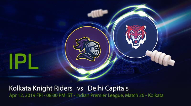 Cricket Prediction Indian Premier League – Kolkata Knight Riders vs Delhi Capitals – Kolkata and Delhi meet again after an epic super over encounter
