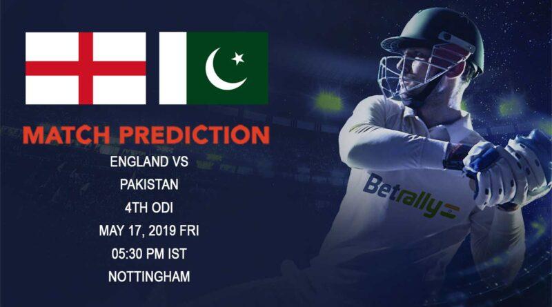 Cricket Prediction Pakistan tour of England 2019 – England vs Pakistan – Pakistan ponder the ways to stop unstoppable England