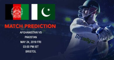 Cricket Prediction Pakistan tour of England 2019 – Afghanistan vs Pakistan – Afghanistan and Pakistan meet to fine-tune their squad before World Cup