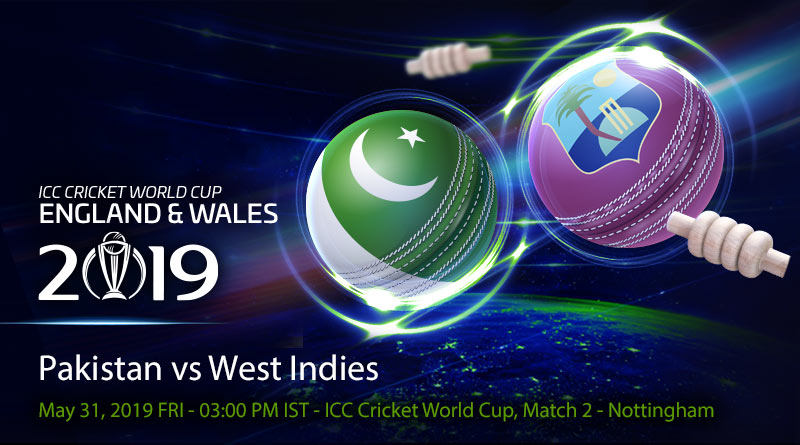 Cricket Prediction World Cup – Pakistan vs West Indies – Low on confidence Pakistan take on maverick West Indies