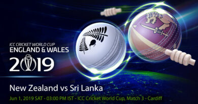 Cricket Prediction World Cup – New Zealand vs Sri Lanka – Perennial underdogs New Zealand begin their campaign against Sri Lanka