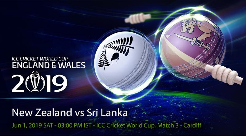 Cricket Prediction World Cup – New Zealand vs Sri Lanka – Perennial underdogs New Zealand begin their campaign against Sri Lanka