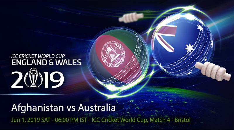 Cricket Prediction World Cup – Afghanistan vs Australia – Afghanistan look to make their impression against Australia in their first game