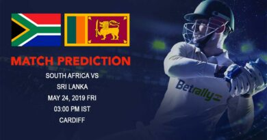 Cricket Prediction Sri Lanka tour of England and Scotland 2019 – South Africa vs Sri Lanka – South Africa take on Sri Lanka in a one-off ODI