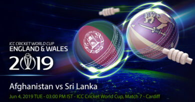 Cricket Prediction World Cup – Afghanistan vs Sri Lanka – Genuine upset on the cards as Afghanistan take on Sri Lanka