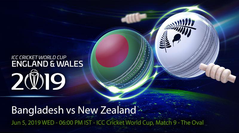 Cricket Prediction World Cup – Bangladesh vs New Zealand – Rampant New Zealand set their eyes on Bangladesh