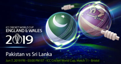 Cricket Prediction World Cup – Pakistan vs Sri Lanka – On a high Pakistan take on Sri Lanka