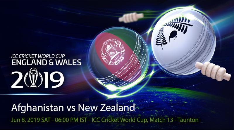 Cricket Prediction World Cup – Afghanistan vs New Zealand – Frustrated Afghanistan take on New Zealand