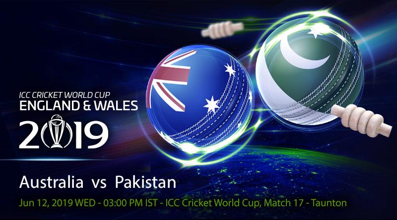 Cricket Prediction World Cup – Australia vs Pakistan – Australia take on mercurial Pakistan
