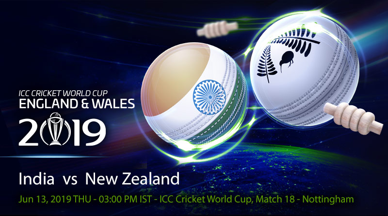 Cricket Prediction World Cup – India vs New Zealand – Clinical India take on confident New Zealand
